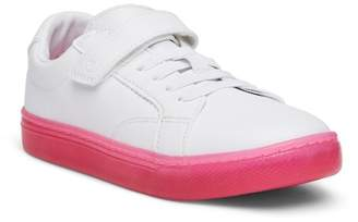 Stride Rite Lighted Ray Leather Sneaker (Little Kid)