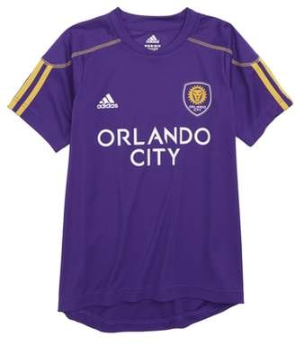 adidas MLS Orlando City SC Primary Logo Graphic T-Shirt