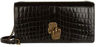 Bottega Veneta Crocodile Knot Bag