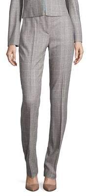 HUGO BOSS Titana Windowpane Pants