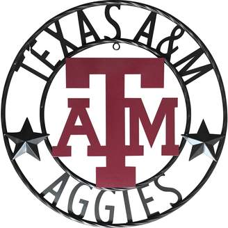 Texas A&M Aggies 18-Inch Wrought Iron Wall Decor