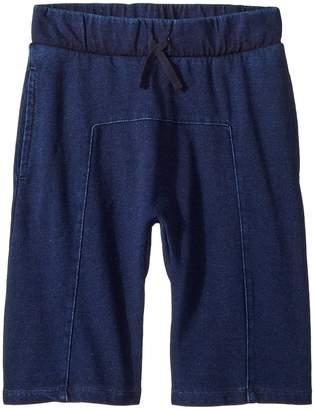 AG Adriano Goldschmied Kids The Brody Yarn Pull-On Shorts Boy's Shorts
