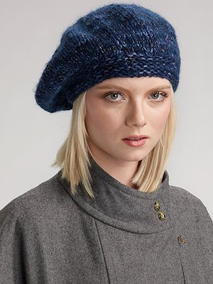 Marc by Marc Jacobs Valley Sweater-Knit Hat