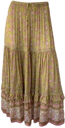 Spell & The Gypsy Collective Dahlia Maxi Skirt