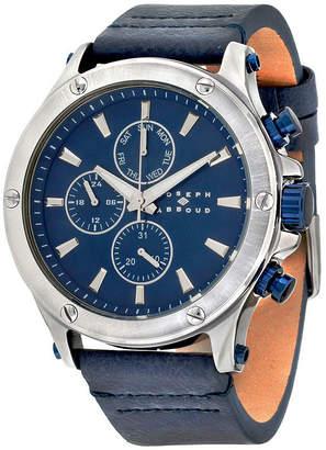 Joseph Abboud joe  Mens Blue Strap Watch-Ja3204s648-024
