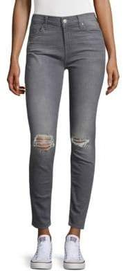 7 For All Mankind Gwenevere Ankle Jeans