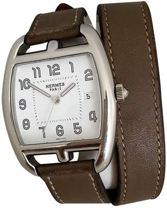 Hermes Cape Cod GM Tonneau watch