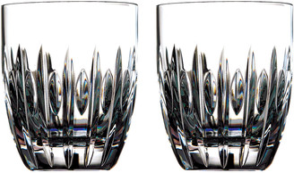 Waterford Crystal Mara Crystal Tumblers, Set of Two