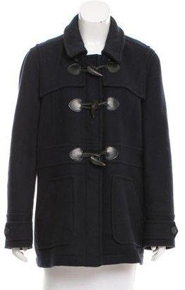 Barbour Wool Short Coat $125 thestylecure.com