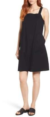 Eileen Fisher Stretch Organic Cotton Tank Dress
