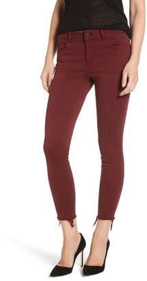 DL1961 Margaux Instasculpt Ankle Skinny Jeans (Tawny Port)