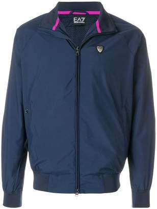 Emporio Armani Ea7 zipped jacket