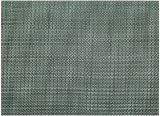 Chilewich Basketweave Rectangle Placemat - Jade