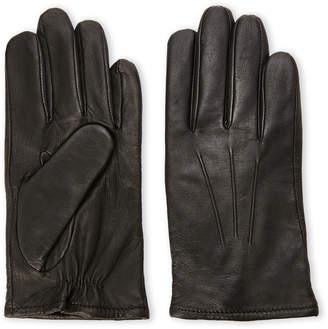 Fownes Lined Leather Gloves