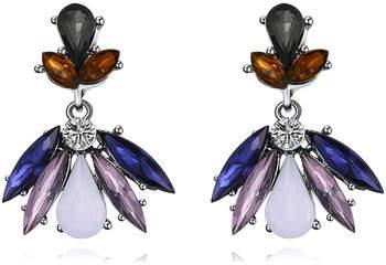 Fashionvictime Ohrringe Ohrringe Damen - Metalllegierung Modeschmuck - Zirkonia