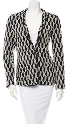 Giada Forte Patterned Jacket w/ Tags
