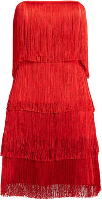 Alexis Rosmund Fringe Dress