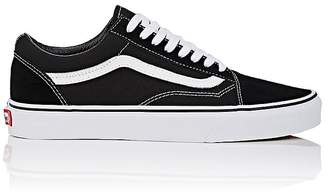 Vans Men's Old Skool Canvas & Suede Sneakers