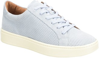 Sofft Knit Lace-Up Sneakers - Somers Tie