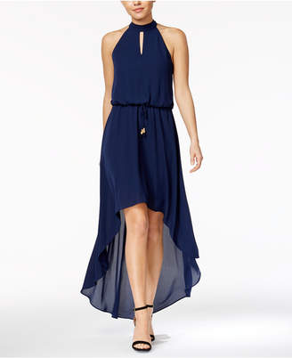 City Studios Juniors' High-Low Maxi Dress