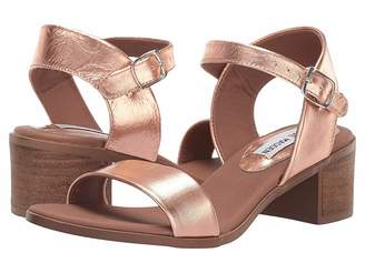 092dd625931 Steve Madden Pink Heeled Women s Sandals - ShopStyle