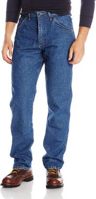 Wrangler Men's Riggs Workwear Relaxed Fit Jean