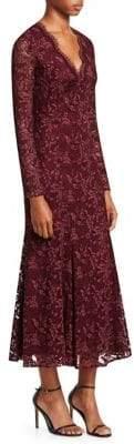 Ralph Lauren Estella Midi Cocktail Dress