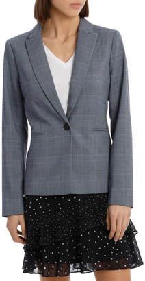 Basque Light Blue Suit Jacket
