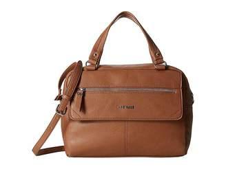 Nine West Aby Large Satchel Handbags