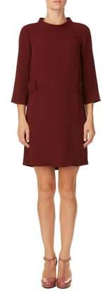 L'Autre Chose Crepe Dress