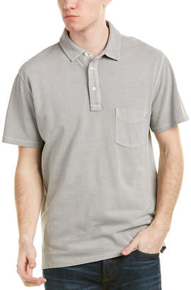 Life After Denim Pique Rugby Polo