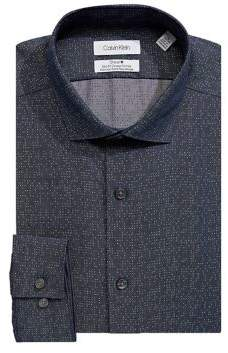 Calvin Klein Slim-Fit Dress Shirt