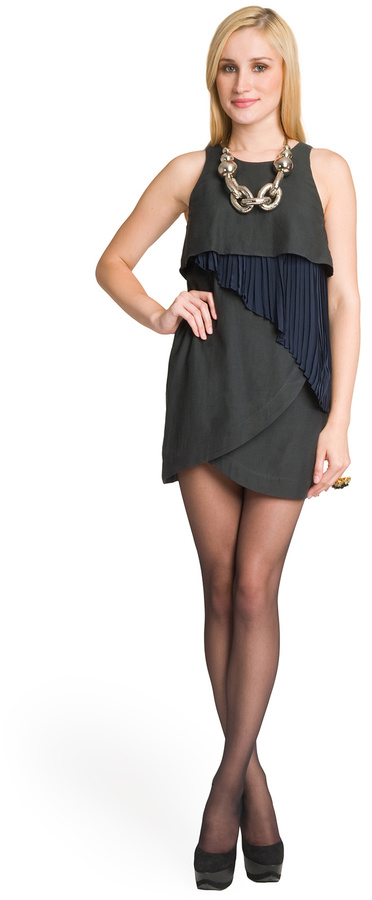 Vena Cava Playful Tiered Dress