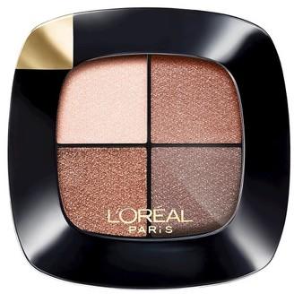 L'Oreal® Paris Colour Riche Eyeshadow Quads $8.99 thestylecure.com