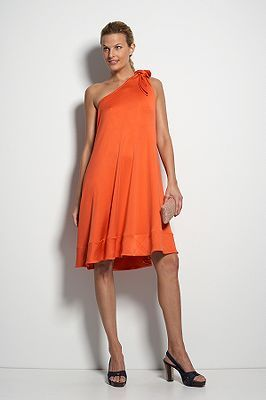 Giri Dress in Flame