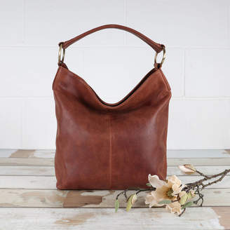 c1d72d36e The Leather Store Easton Leather Hobo Bag