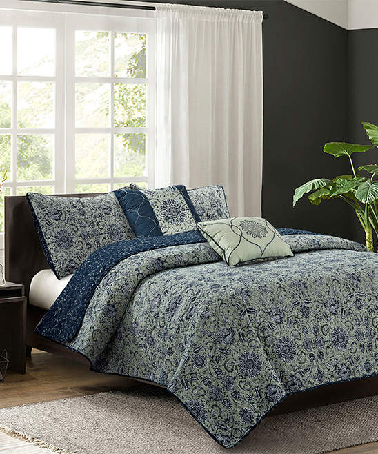 Bridget Five-Piece Quilt Set