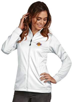 Antigua Women's Los Angeles Lakers Golf Jacket