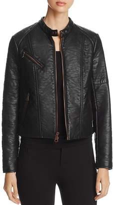 Andrew Marc Vivian Moto Jacket