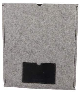 Reed Krakoff Leather-Trimmed iPad Cover