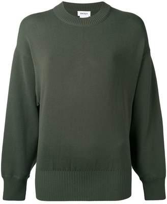 DKNY open back jumper