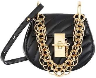 Chloé Nano Quilted Drew Bijou Shoulder Bag