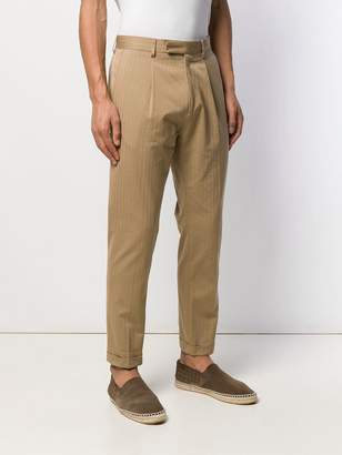 Be Able Hiro tapered chino trousers