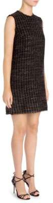 Dolce & Gabbana Tweed Shift Dress