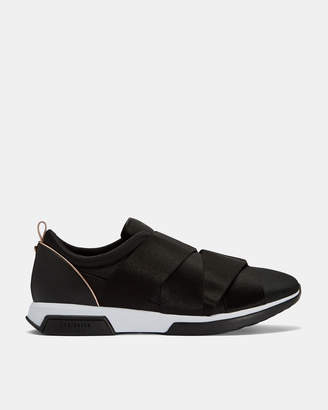 Ted Baker QUEANE Elastic strap trainers