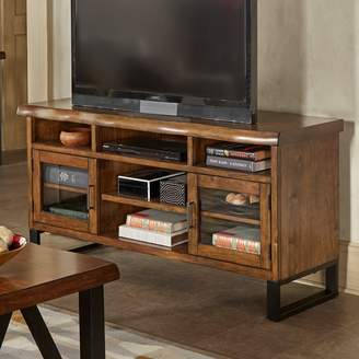 Homevance HomeVance Ackerly Mixed Media Rustic TV Stand