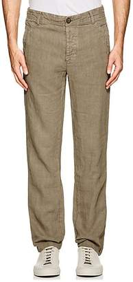 James Perse MEN S SLUB LINEN UTILITY PANTS ab4d0f2880642