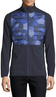J. Lindeberg Active M Hybrid Mixed Jacket