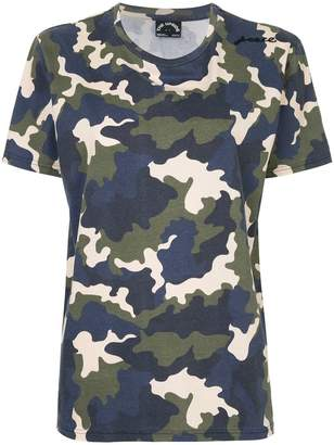 The Upside camouflage T-shirt