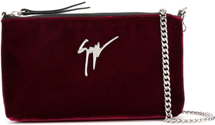 Giuseppe Zanotti Design chain shoulder bag